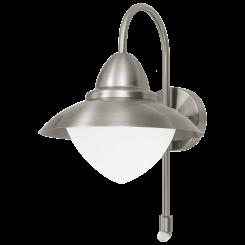 Sidney væglampe med Sensor H37,5