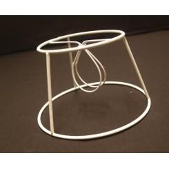 Lampeskærm stativ 9x8x13 KP (11cm)