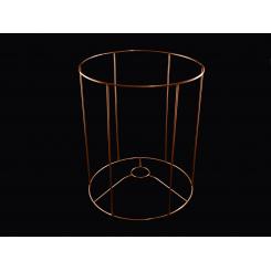 Cylinder stativ 25x25x25 L-T E27