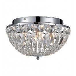 ESTELLE Krystal Loftlampe Ø30