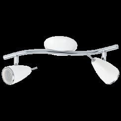 Riccio 2 LED Spotlampe L137