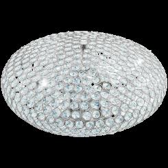 Clemente Krystal loftlampe Ø45