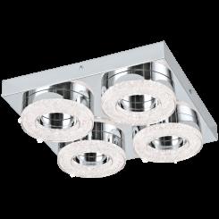 Fradelo LED loftlampe Ø28x28.
