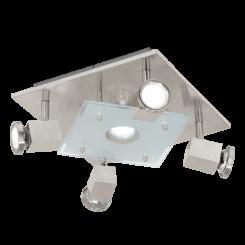 Pawedo LED spotlampe Ø27x27