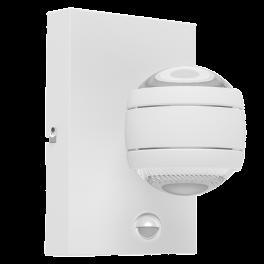 Sesimba 1 LED med sensor væglampe H19,5..